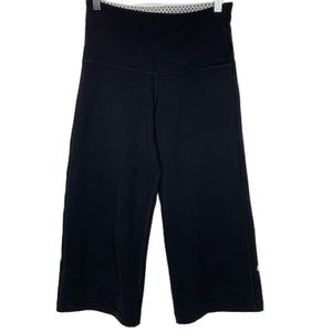 Lululemon High Waist Crop Pants